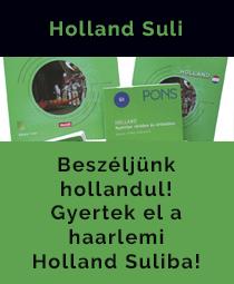 Tanulj hollandul a Holland Sulinál